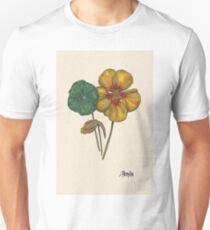 Nasturtium Unisex T-Shirt