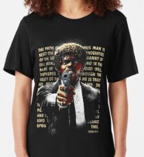 The Path of Righteous Man Slim Fit T-Shirt