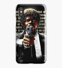 The Path of Righteous Man iPhone Case