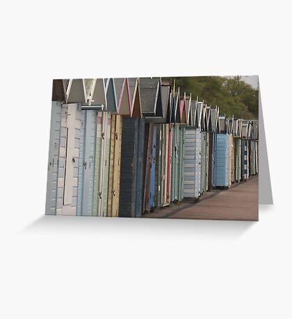 Lowestoft Stripes Greeting Card