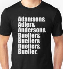 Bueller....Bueller....Bueller T-Shirt