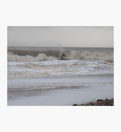 Rolling Tide Photographic Print