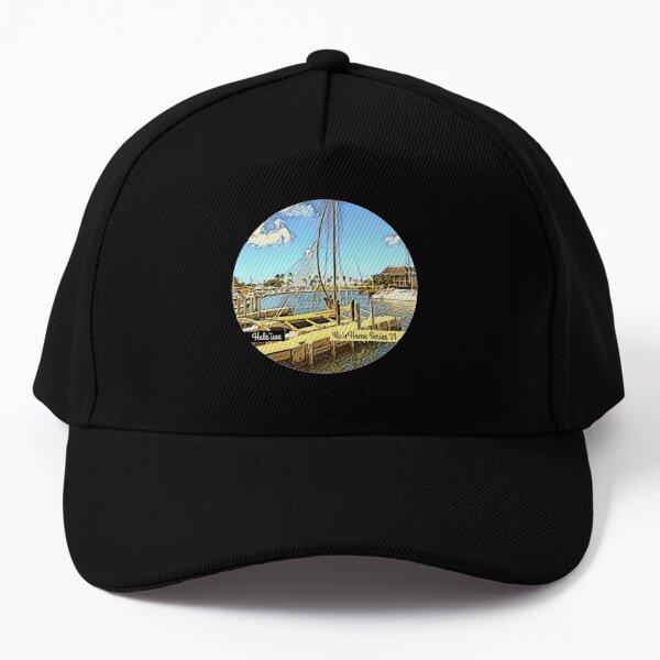 Ku'u Home Series: Hale'iwa Boat Harbor Baseball Cap