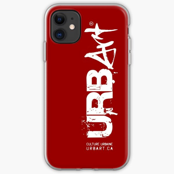 UrbArt® Coque souple iPhone