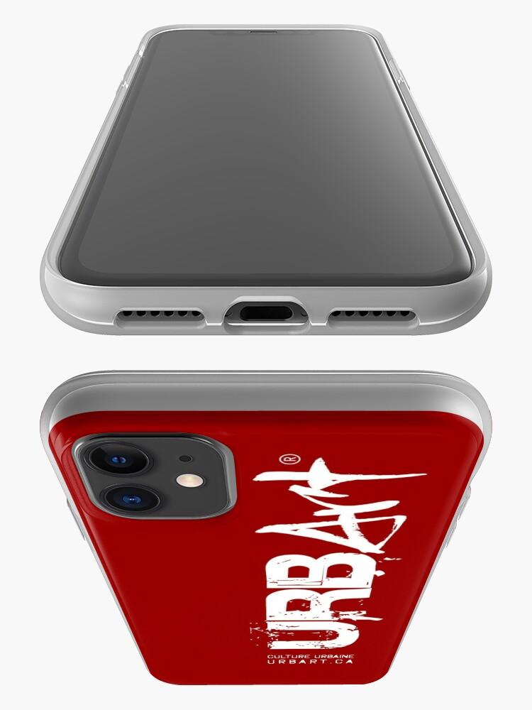Coque iPhone ''UrbArt®': autre vue