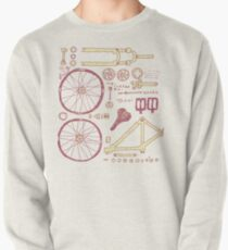 Bicycle Parts Pullover
