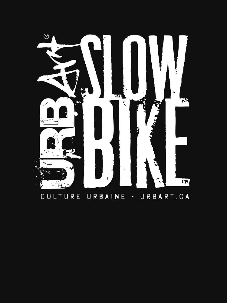«UrbArt® - Slow Bike» par UrbArt