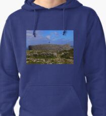Dun Eochla Stone Fort - Inishmore Pullover Hoodie