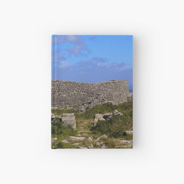 Dun Eochla Stone Fort - Inishmore Hardcover Journal