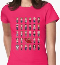 A Field Guide to the Common Cumberbatch (shirt) T-Shirt