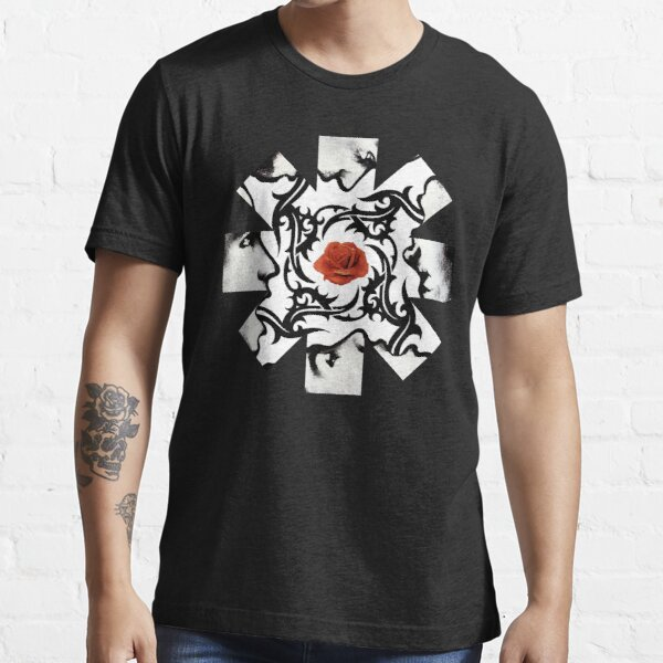 Red Hot Chilli Peppers Rose Essential T-Shirt