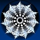 Incendia snowflake by Tanya Newman