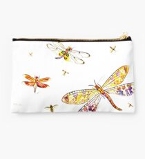 Butterflies & Insects  Studio Pouch