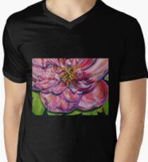 Peony 'Up close and personal' T-Shirt