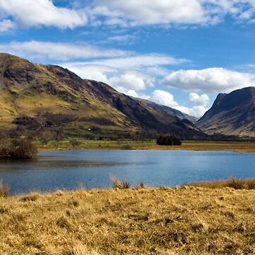 Crummock Water by DWBailey