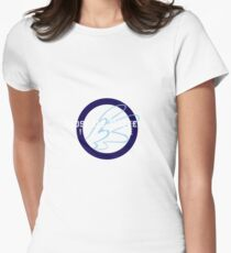 Cloudsdale University - Flying Team Womens Fitted T-Shirt