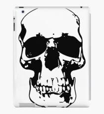 221b Skull iPad Case/Skin