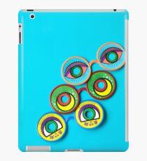 Evil Eye Retro Psychedelic Glasses iPad Case/Skin