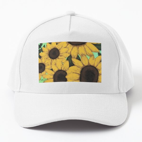 Sunshine by Bethany Baker Baseball Cap