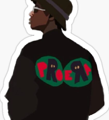Joey Badass - Pro Era Sticker