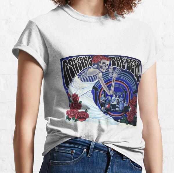Tangent Gallery Painting by Martina Sanroman Classic T-Shirt