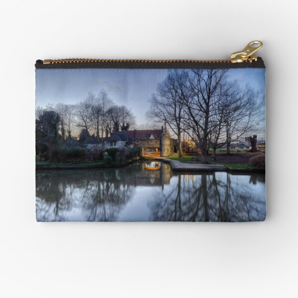 Pulls Ferry, Norwich Zipper Pouch