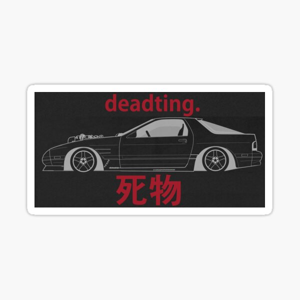 smoke tires not drugs funny car sticker v8 turbo drift stance coilovers lowering