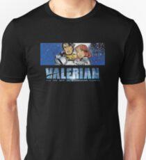 Valerian - Old Skool Unisex T-Shirt