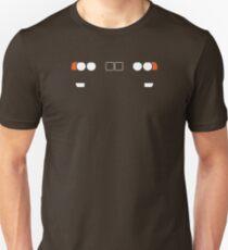 E34 headlight and kidney grill design Unisex T-Shirt