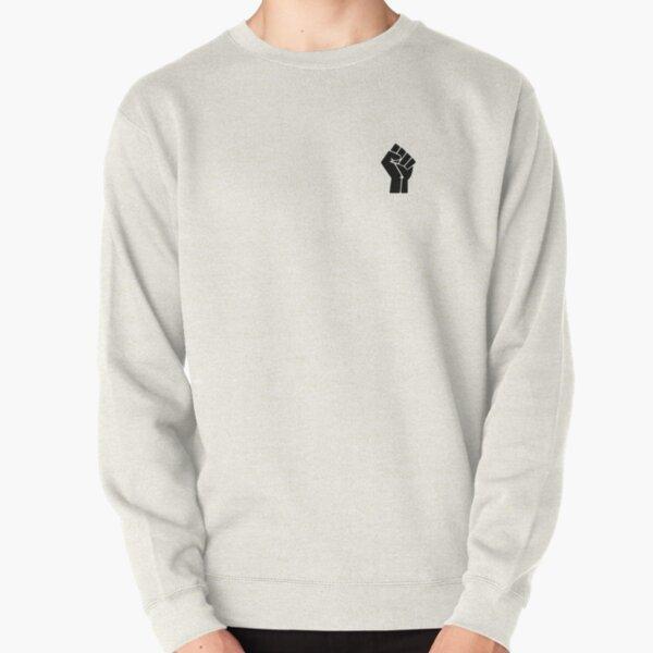 Black Lives Matter Logo  Pullover Sweatshirt