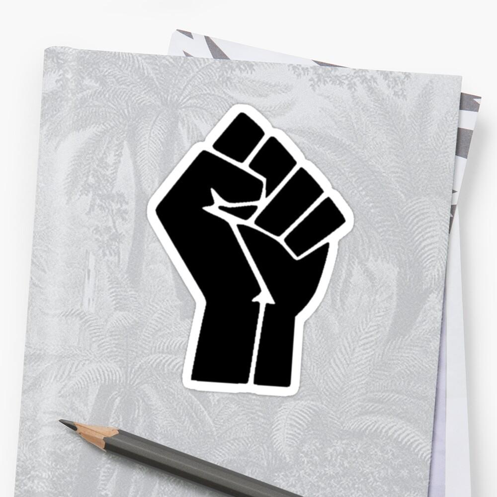 Black Lives Matter Logo  by Equality Designs