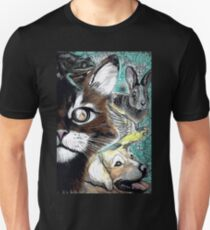 Tails from the Other Side: Proceeds to benefit Animal Rescue Unisex T-Shirt