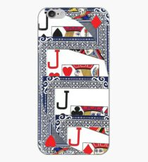 Jack's 4 suits iPhone Case