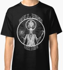 D20 Reaper - Roll High or Die d&d - Dungeons & Dragons Classic T-Shirt