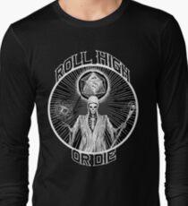 D20 Reaper - Roll High or Die d&d - Dungeons & Dragons Long Sleeve T-Shirt