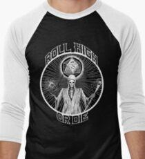D20 Reaper - Roll High or Die d&d - Dungeons & Dragons Men's Baseball ¾ T-Shirt