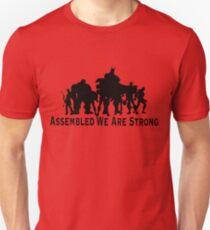 Earth's Mightiest Heroes T-Shirt
