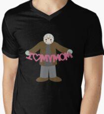 Jason Loves His Mom T-Shirt