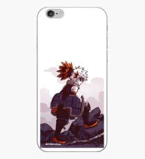 Bakugou Destruction  iPhone Case