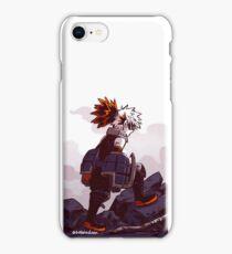 Bakugou Destruction  iPhone Case/Skin