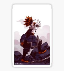 Bakugou Destruction  Sticker