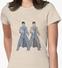Dr Who Ten- Warhol Style T-Shirt