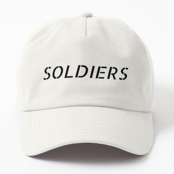 Soldiers - Hope is the last thing to die - Dad Hat