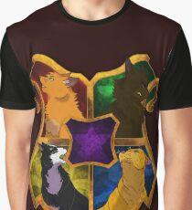 Warrior Cats Graphic T-Shirt