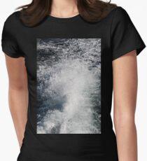 water behind a ship T-Shirt