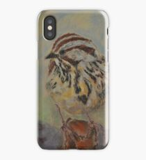 Lincoln's Sparrow iPhone Case