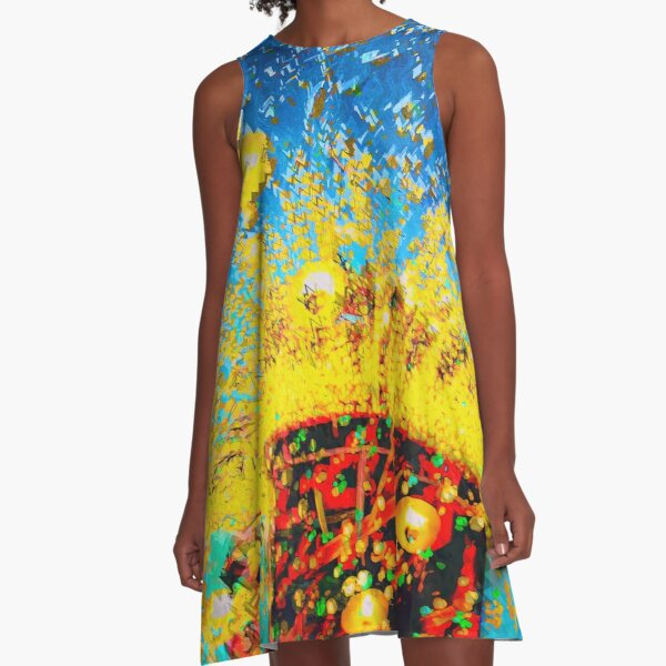 Carnival (CNE002-2015) A-Line Dress