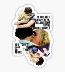 Bellamy & Clarke Sticker