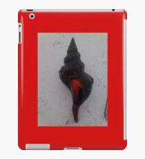 Giant Sea Shell Snail iPad Case/Skin