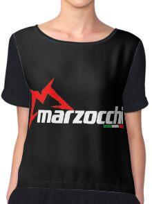 Marzocchi Bomber Italian Suspension Chiffon Top
